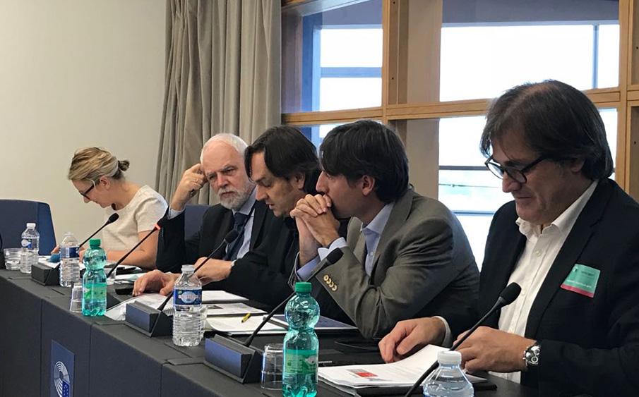 Reunió URBAN Intergorup al Parlament europeu